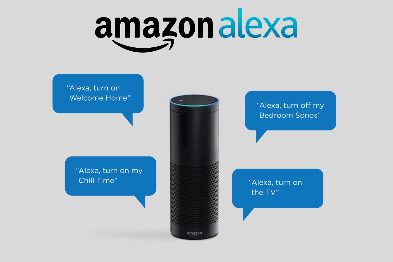 Amazon Alexa benefits