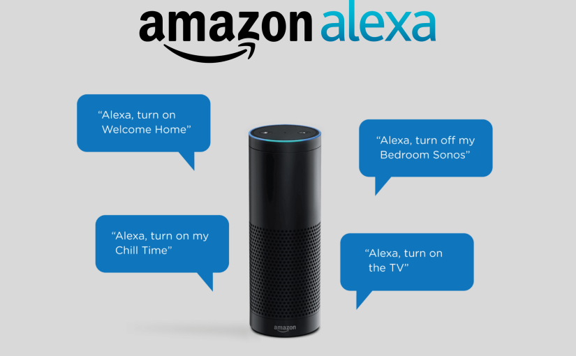 Amazon Alexa benefits