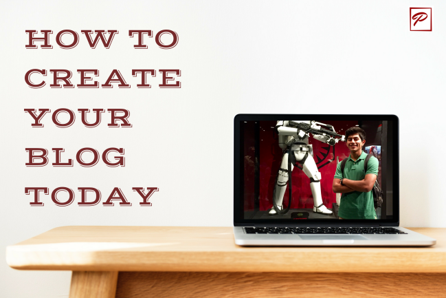 Creating Your Blog