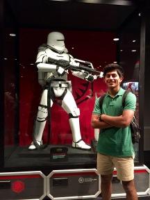 Star Wars in Hollywood Studio Travel