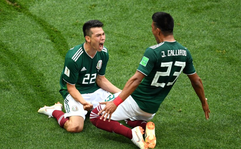 Mexico Makes History in World Cup 2018
