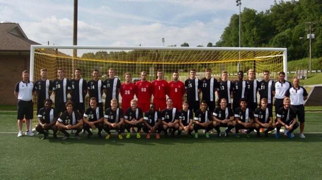 Appalachian State Men's Soccer Fall 2016